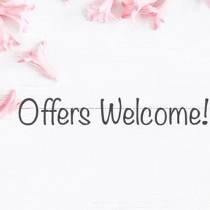 I 💖 OFFERS!!!